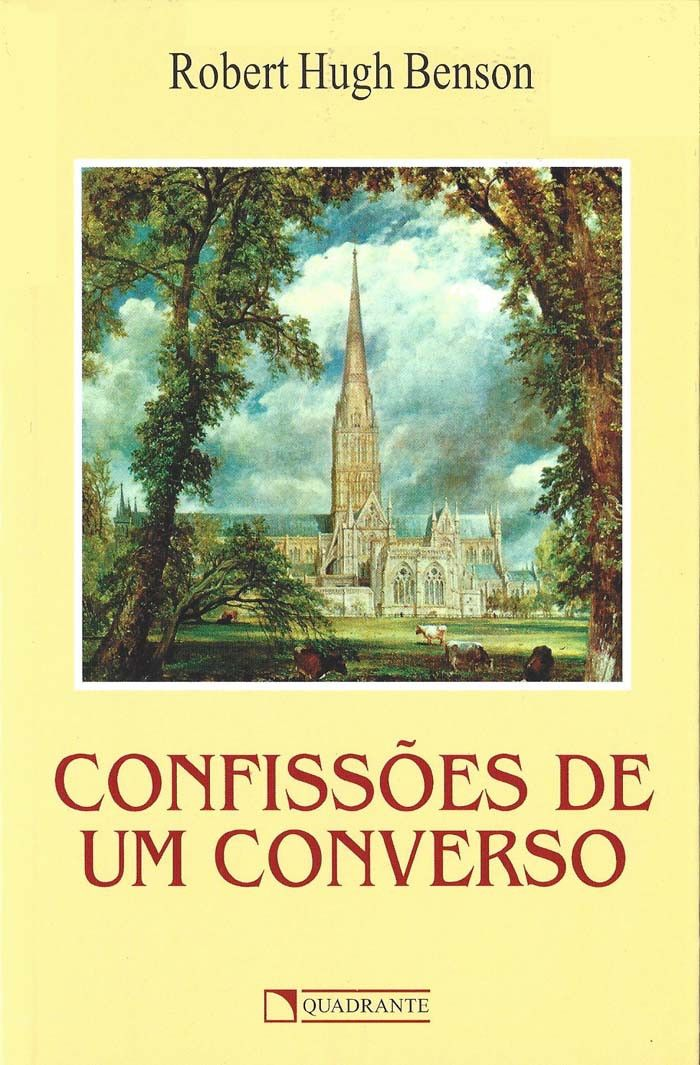 Livro Confissões de um converso