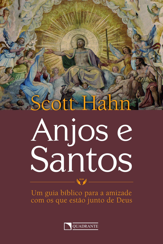 Livro Anjos e Santos