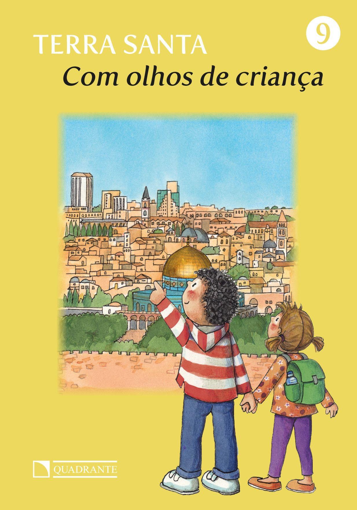 Livro Com olhos de criança - Terra santa - 9