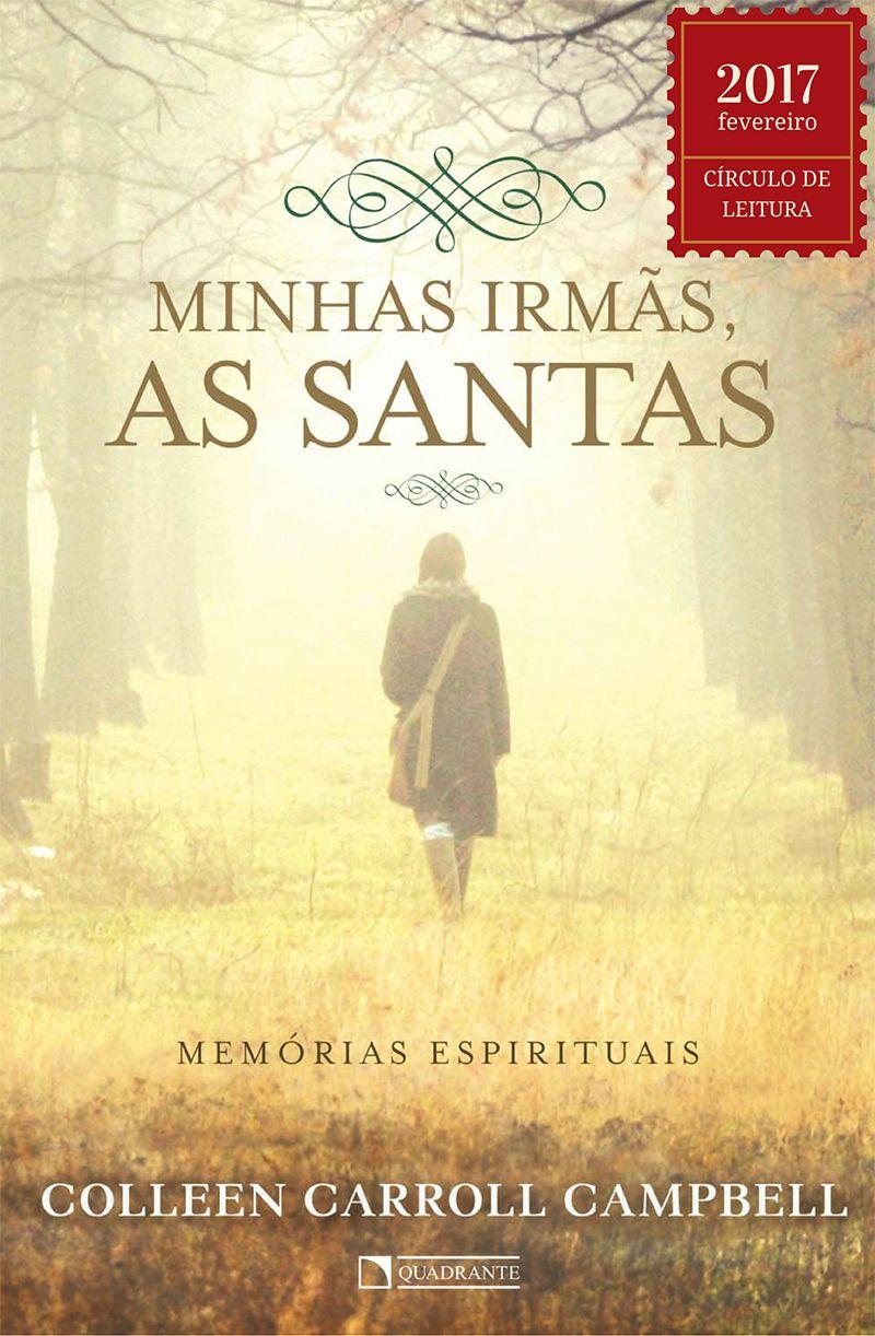 Livro Minhas irmãs, as santas