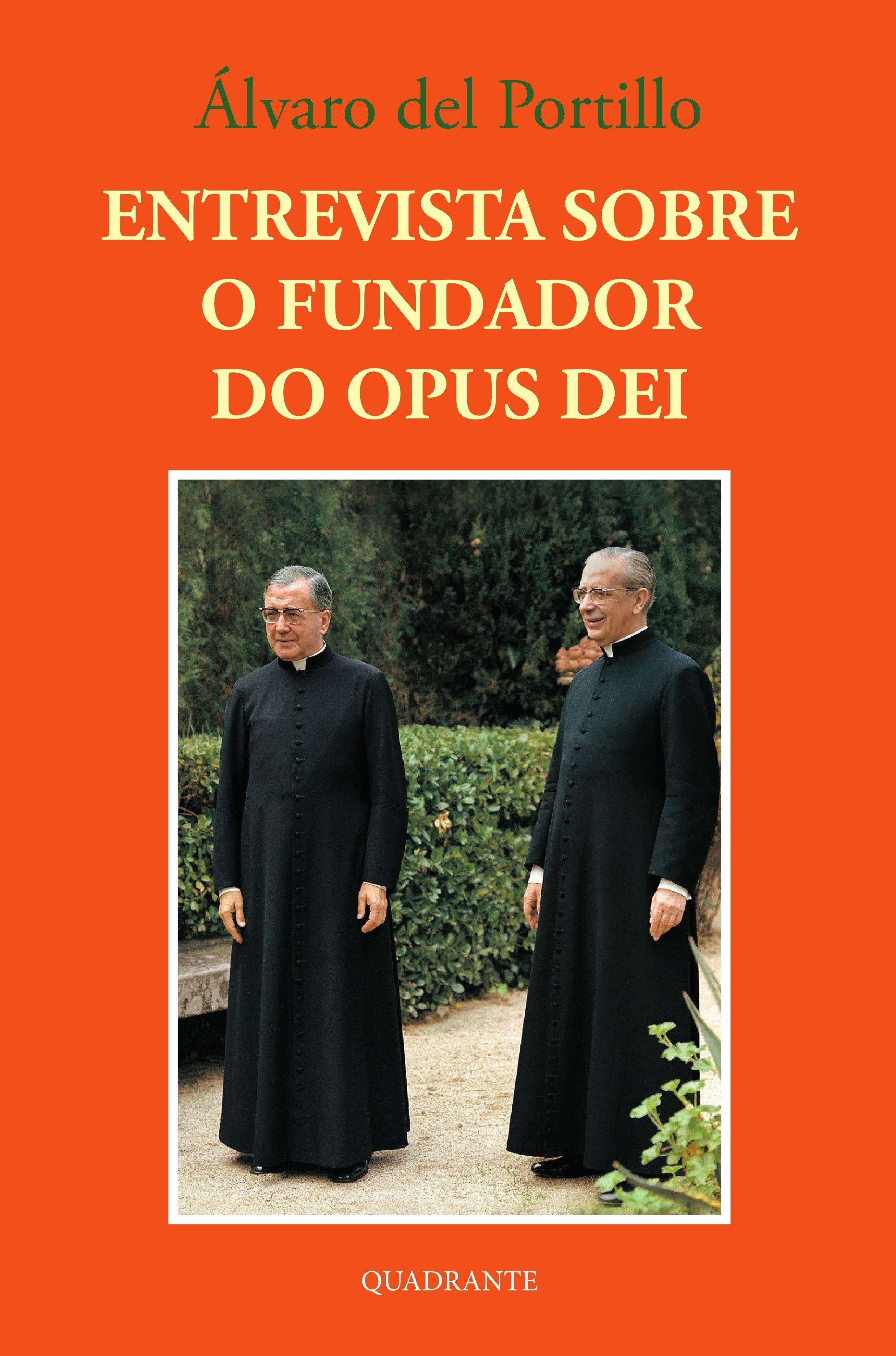 Livro Entrevista sobre o fundador do Opus Dei