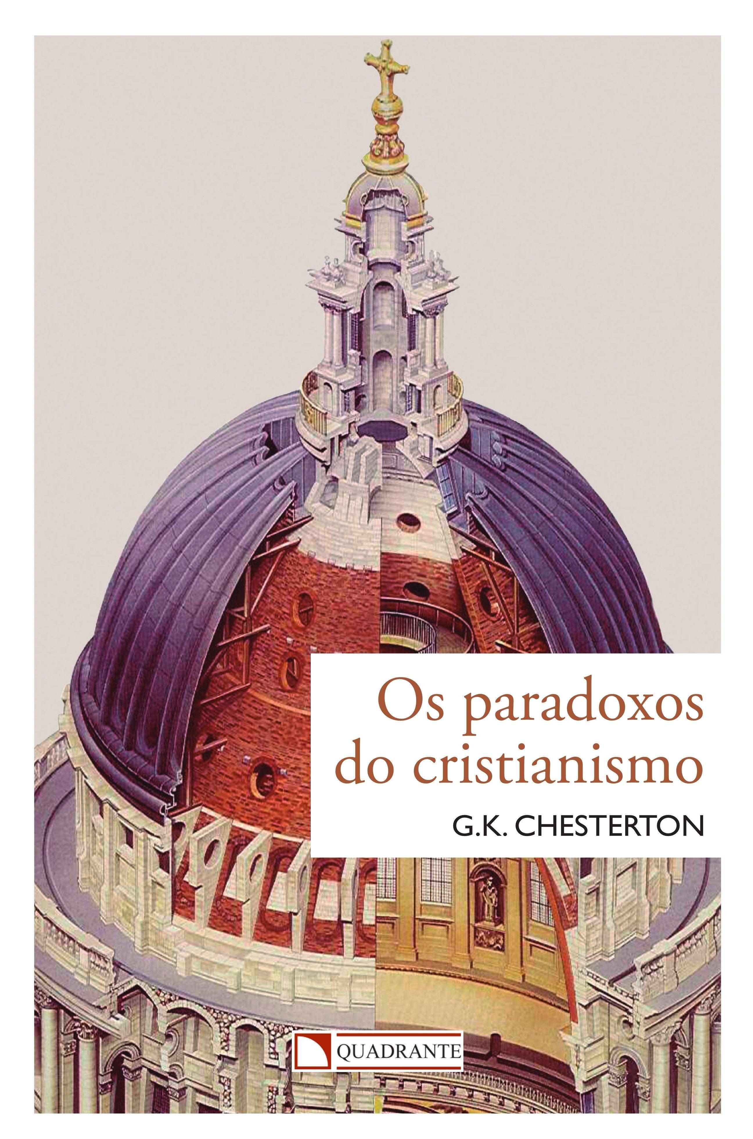 Livro Os Paradoxos do cristianismo