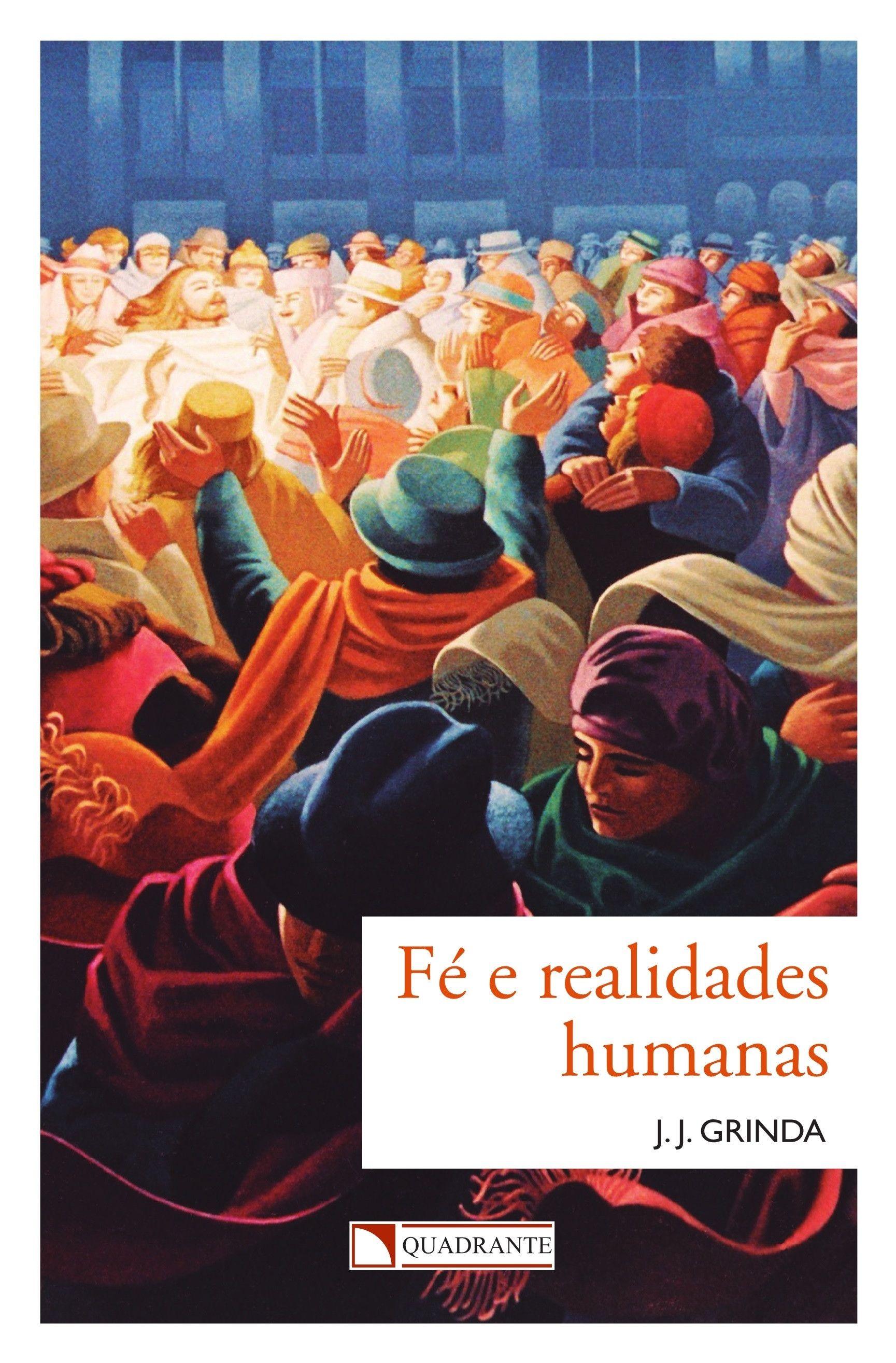 Livro Fé e realidades humanas
