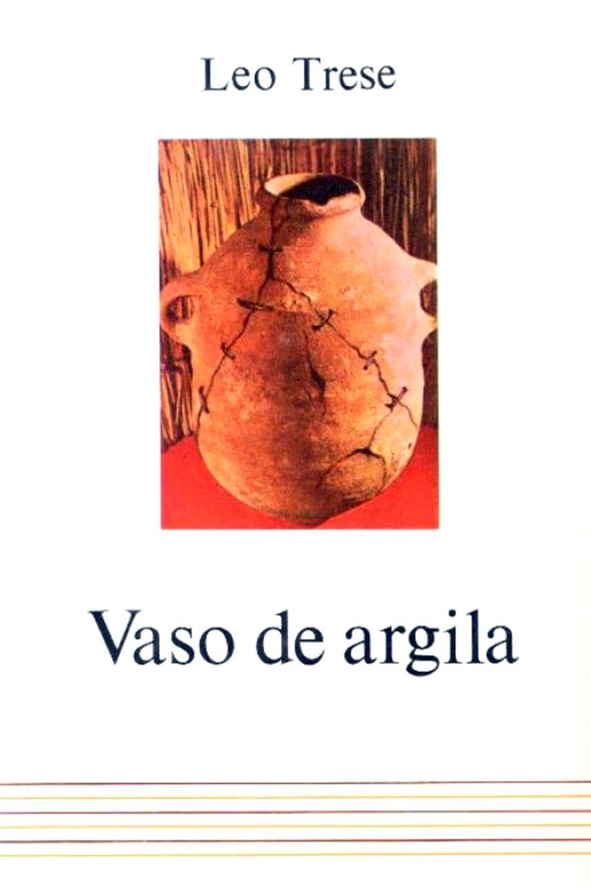 Livro Vaso de argila