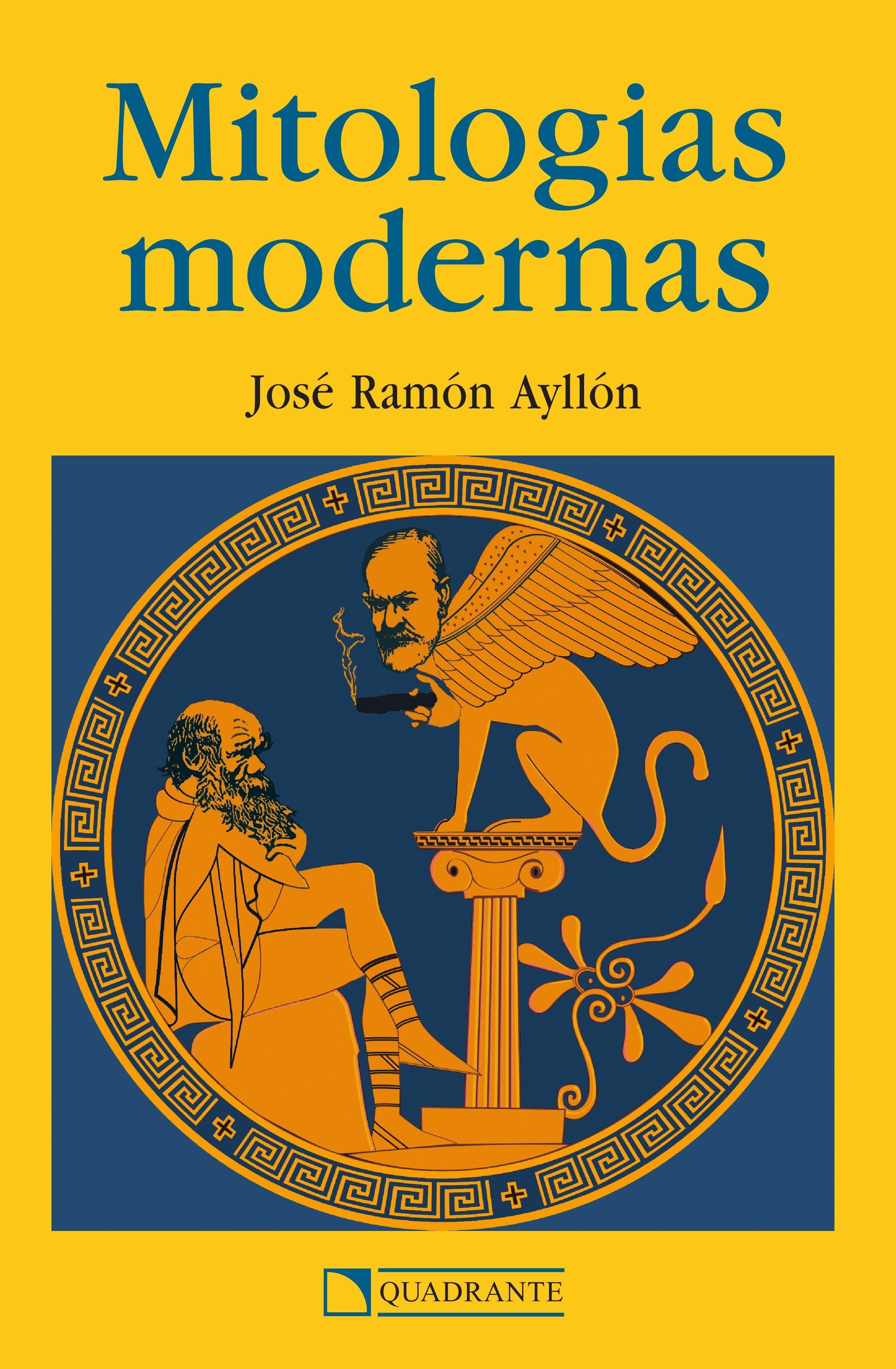 Livro Mitologias modernas