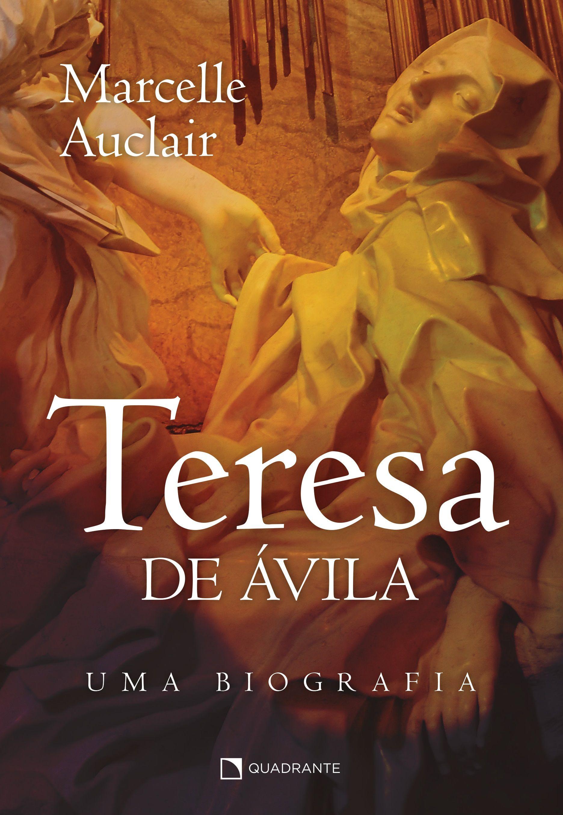 Livro Teresa de Ávila - uma biografia