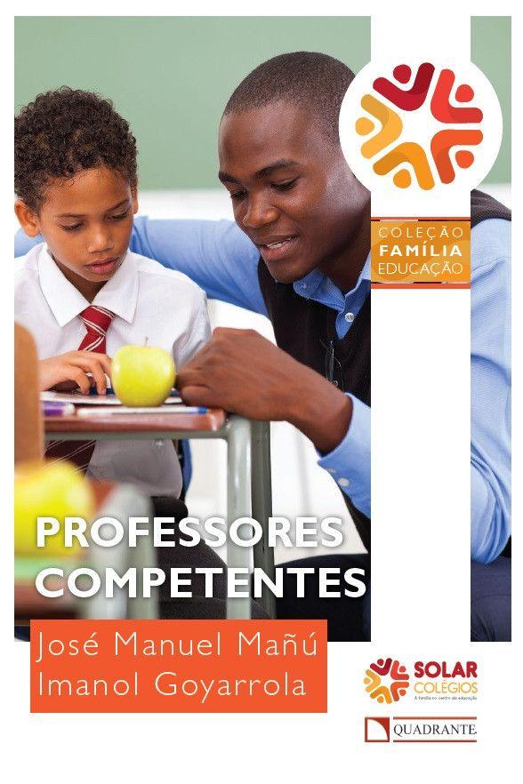Livro Professores competentes