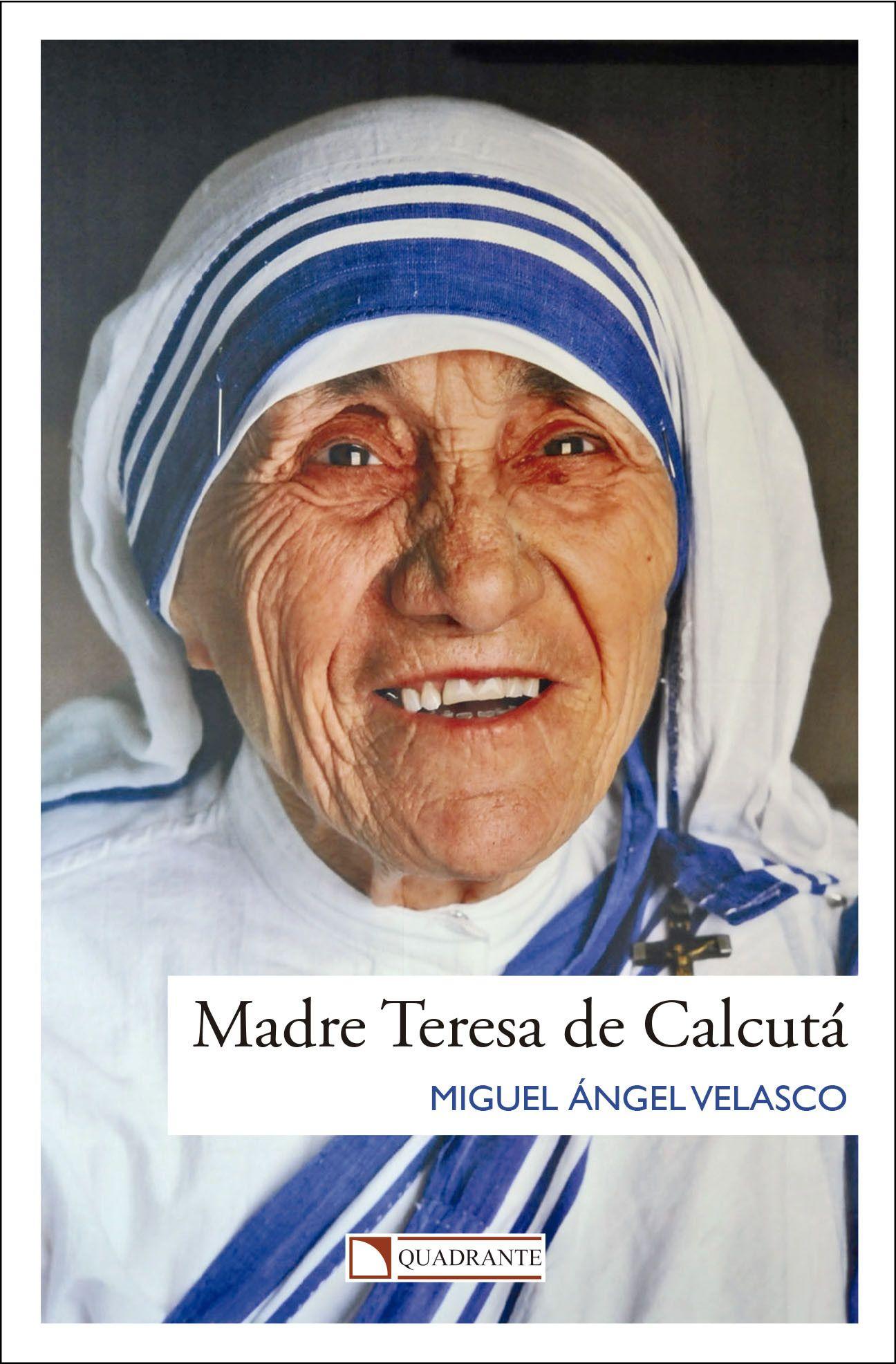 Livro Madre Teresa de Calcutá