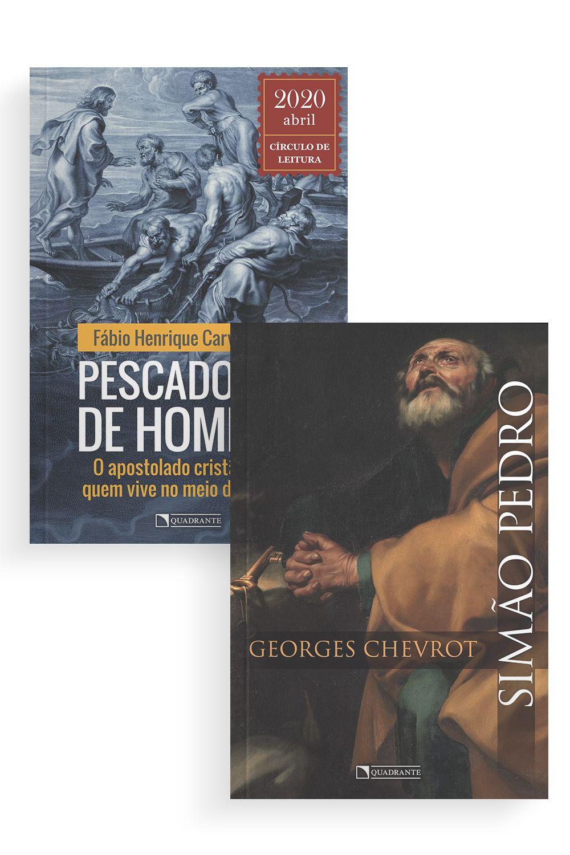Combo Simão Pedro e pescadores de homens