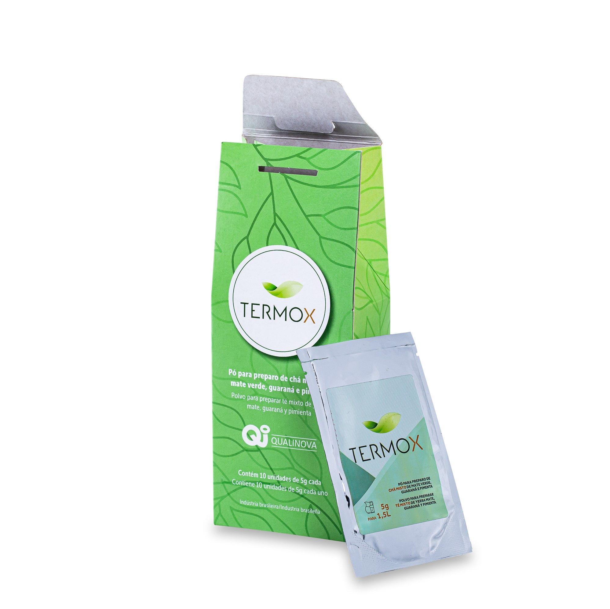 Termox (caixa com 10 sachês)