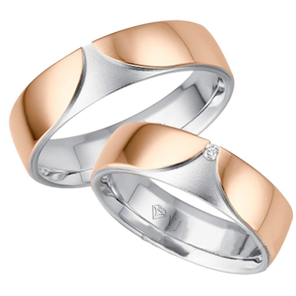 imagem do produto Alianças de Ouro Noivado ou Casamento Cód. 304