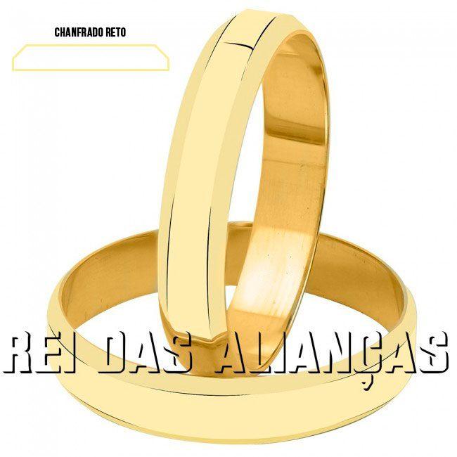 imagem do produto Alianças de Noivado ou Casamento Cód. 117