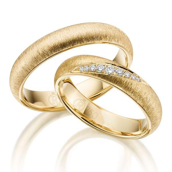 imagem do produto Alianças de Ouro para Casamento ou Noivado Cód. 288