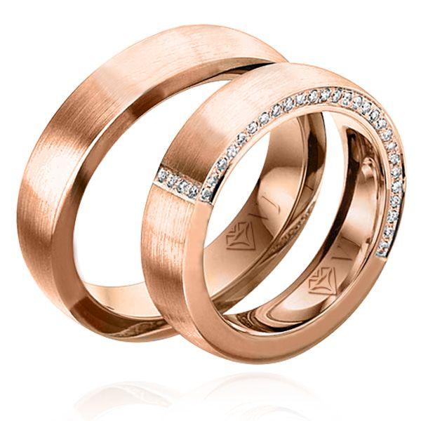 imagem do produto Alianças Personalizadas de Casamento, Noivado Cód. 622