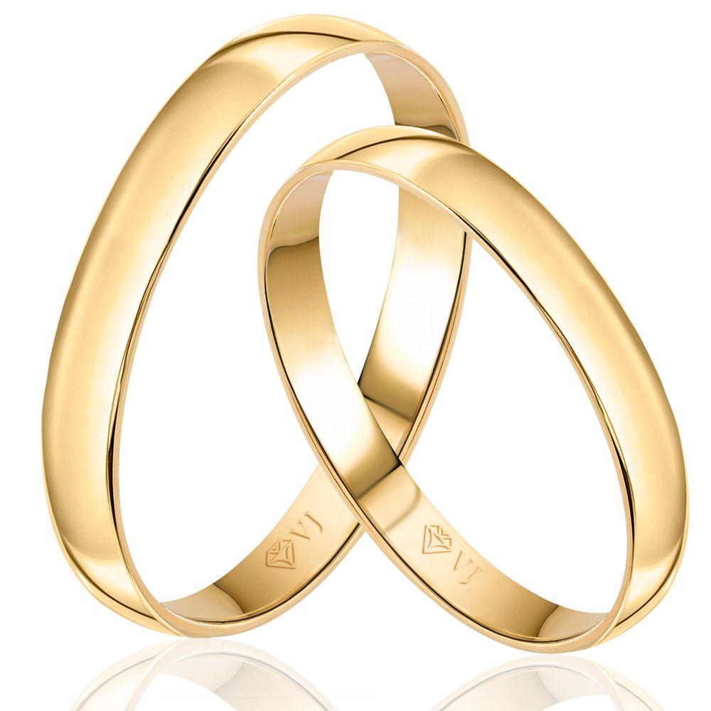 imagem do produto Alianças de Casamento ou Noivado Cód. 1025