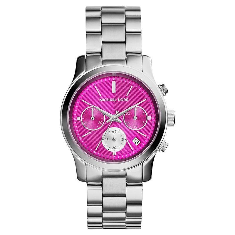 imagem do produto [preço de custo] relógio michael kors rosa mk6160