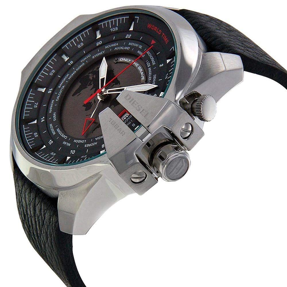 imagem do produto Relógio Diesel Mega Chief Dz4320/0Pn - Preto