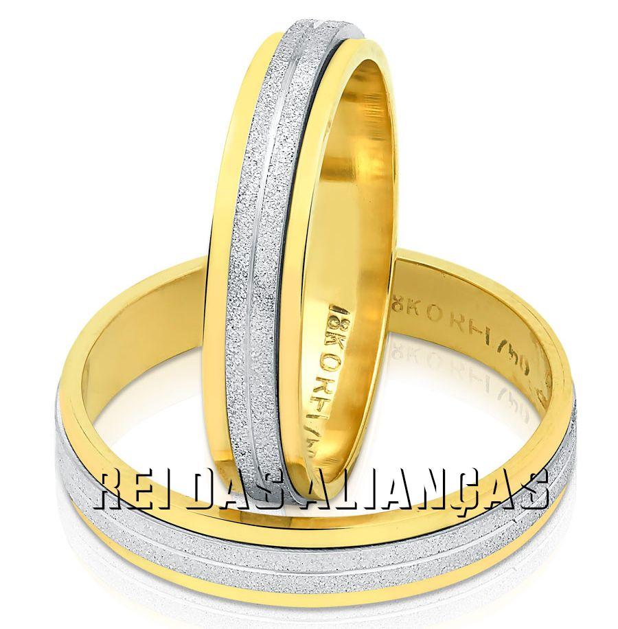 imagem do produto Alianças de Noivado ou Casamento Cód. 097