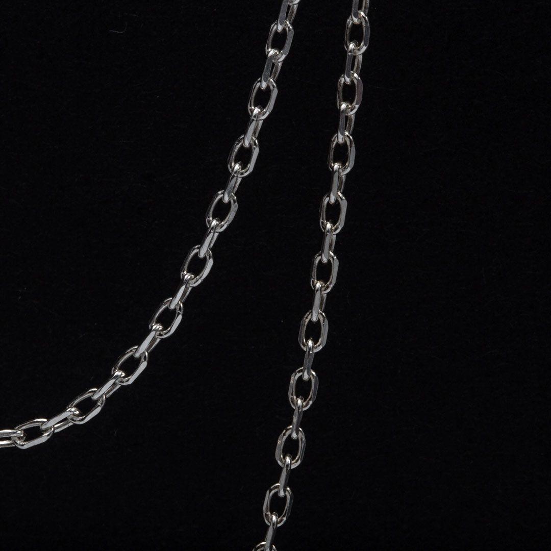 imagem do produto Corrente Elo Cartier de Prata