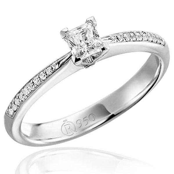 imagem do produto Anel de Namoro | Noivado | Casamento Ipanema Cód. 813