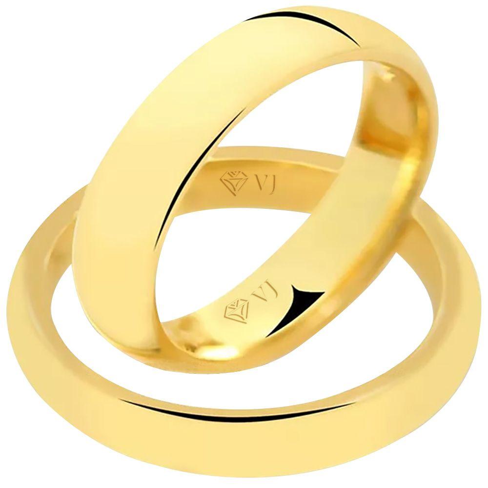 imagem do produto Alianças de Casamento ou Noivado Cód. 038