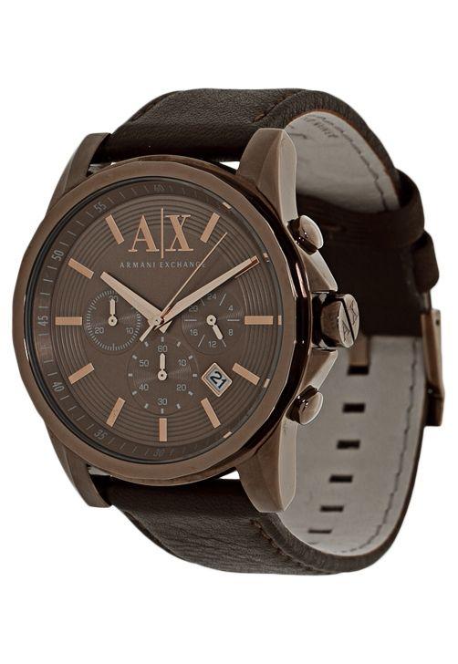 imagem do produto Relógio Armani Exchange C/ Pulseira em Couro UAX2090/Z