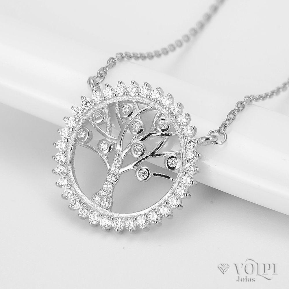 imagem do produto Pingente Arvore da vida em prata 925