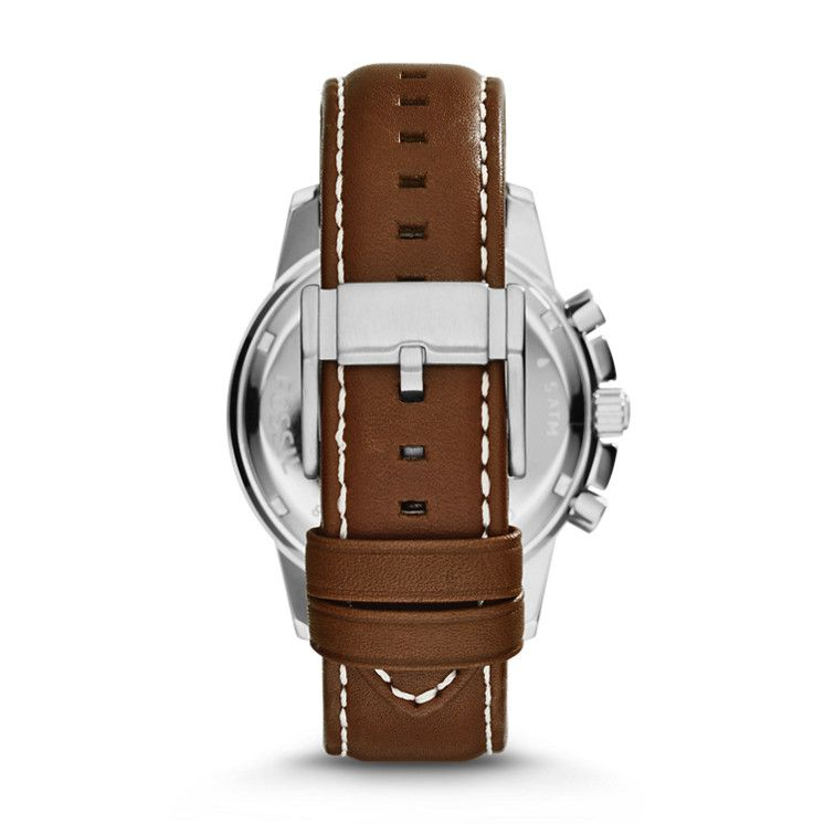 imagem do produto Relogio Fossil Dean com Pulseira de Couro FS5022