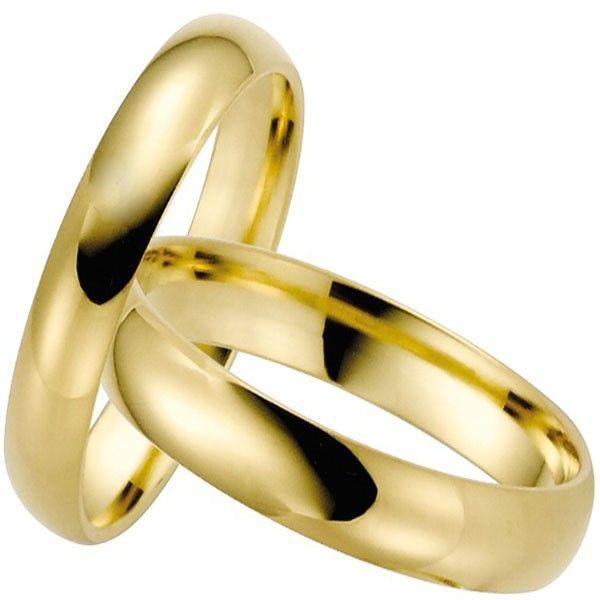 imagem do produto Alianças de Ouro 18k para noivado ou casamento Cód. 684