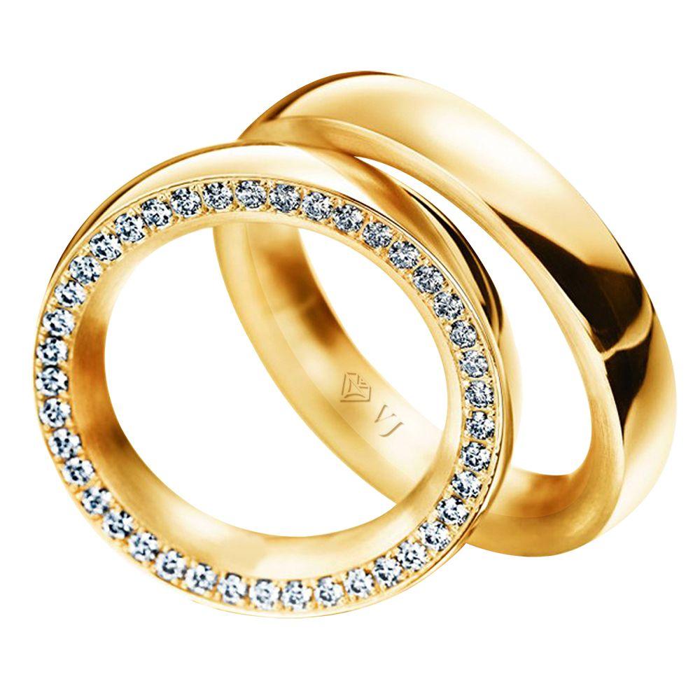 imagem do produto Alianças Especiais de Casamento, Noivado Cód. 560