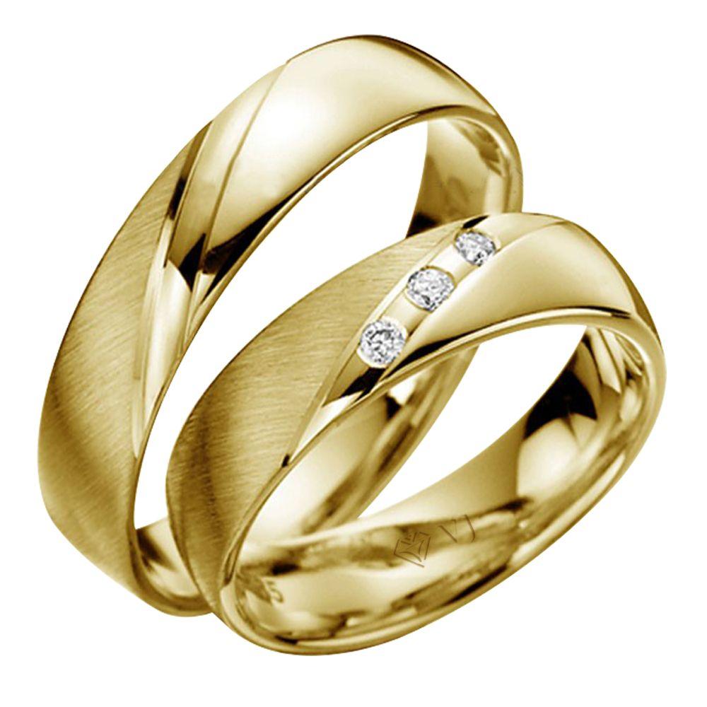 imagem do produto Alianças de Noivado ou Casamento Cód. 106