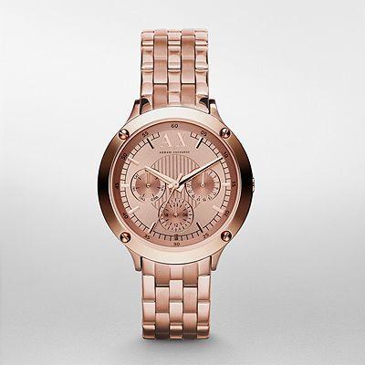imagem do produto Relógio Armani Exchange Bronze AX5403/4TN