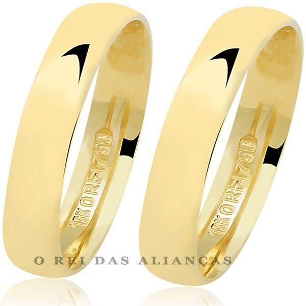 imagem do produto Alianças de Noivado ou Casamento Cód. 031