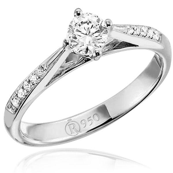imagem do produto Anel de Noivado | Casamento | Presente Cód. 833