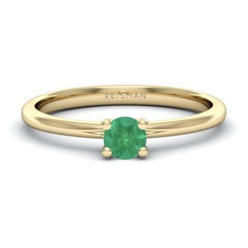 anel de esmeralda anel formatura