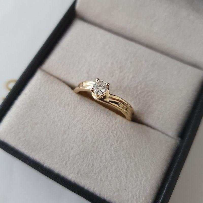 Anel de noivado Capadócia