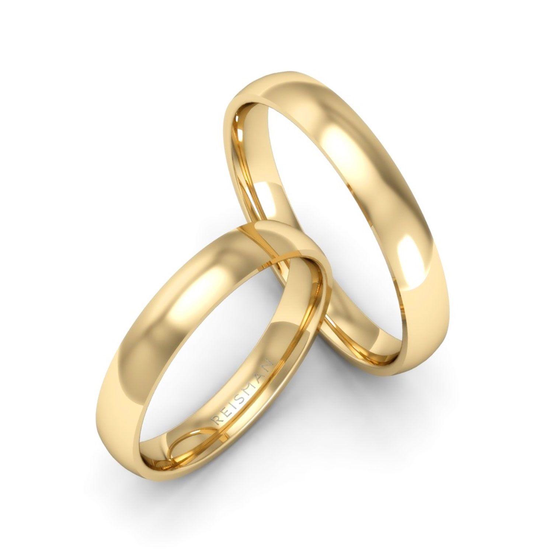 Alianças Anatômicas de Casamento