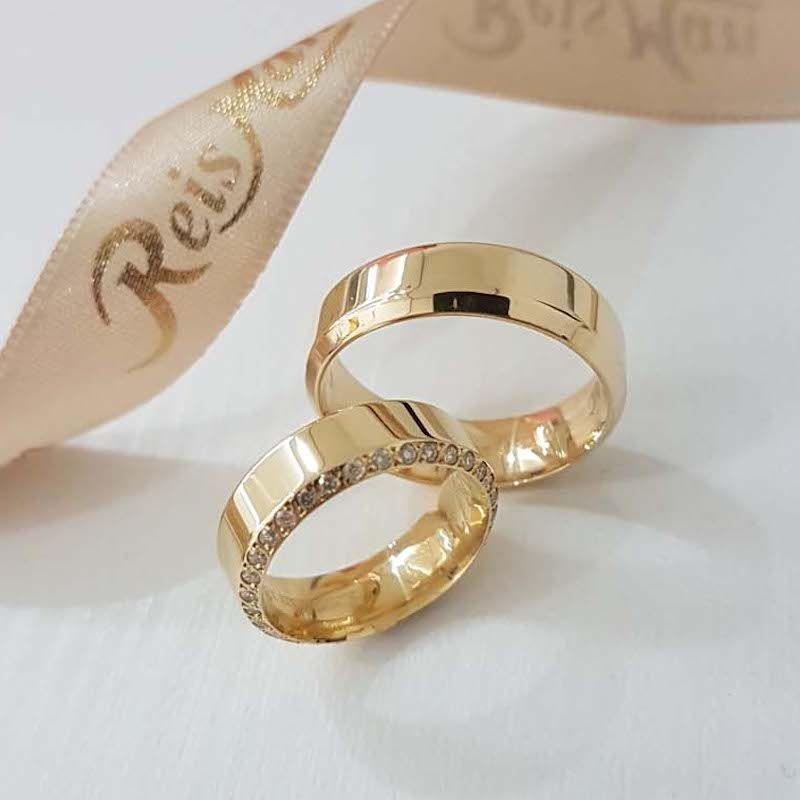 Alianças de Casamento Esplendor