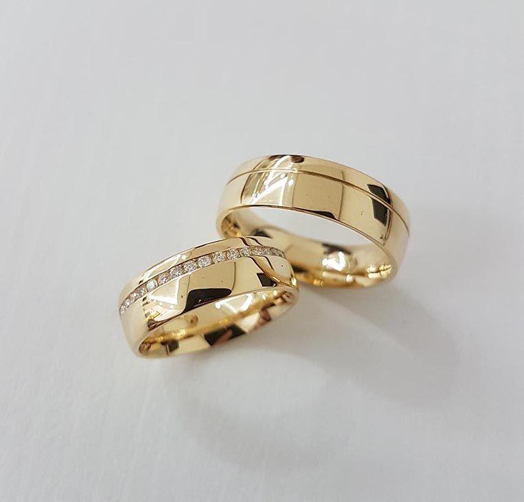 Alianças de Casamento Vila Olímpia