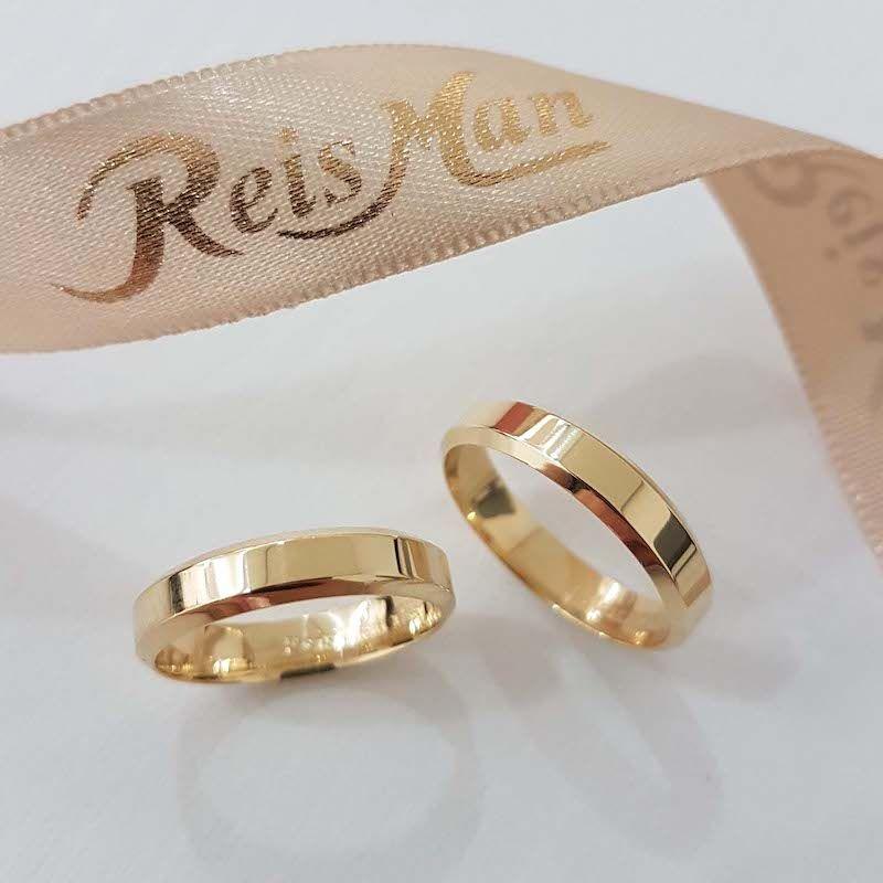 Alianças de Casamento Reisman