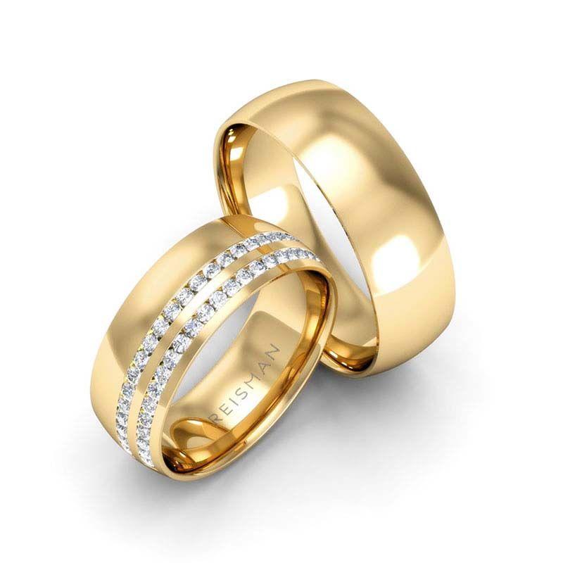 Alianças de Casamento Capri