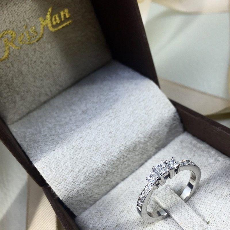 Anel de noivado Vinales