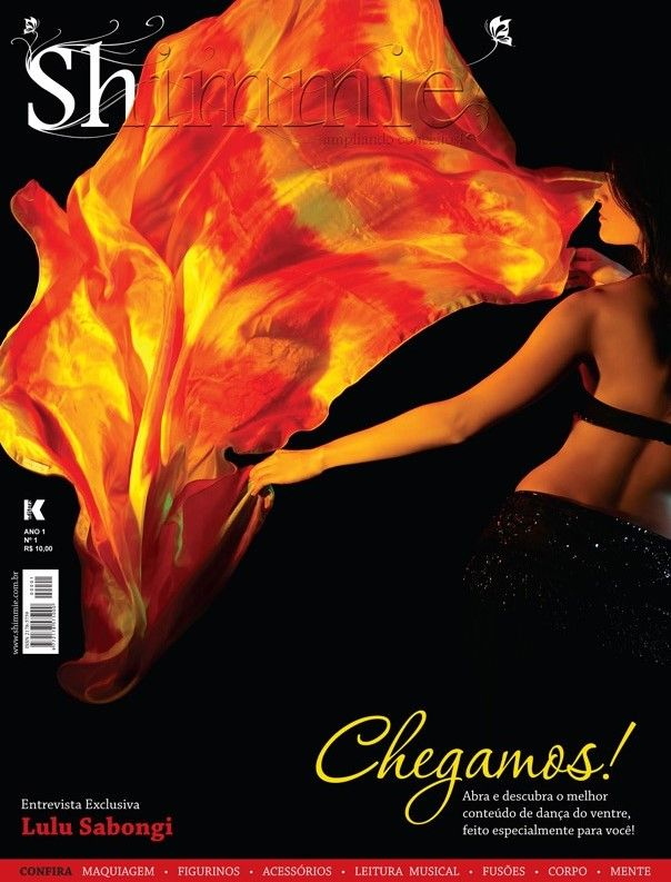 Revista Shimmie Edição 01