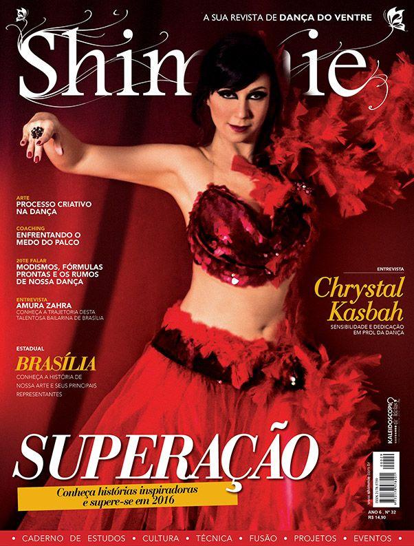 Revista Shimmie Edição 32
