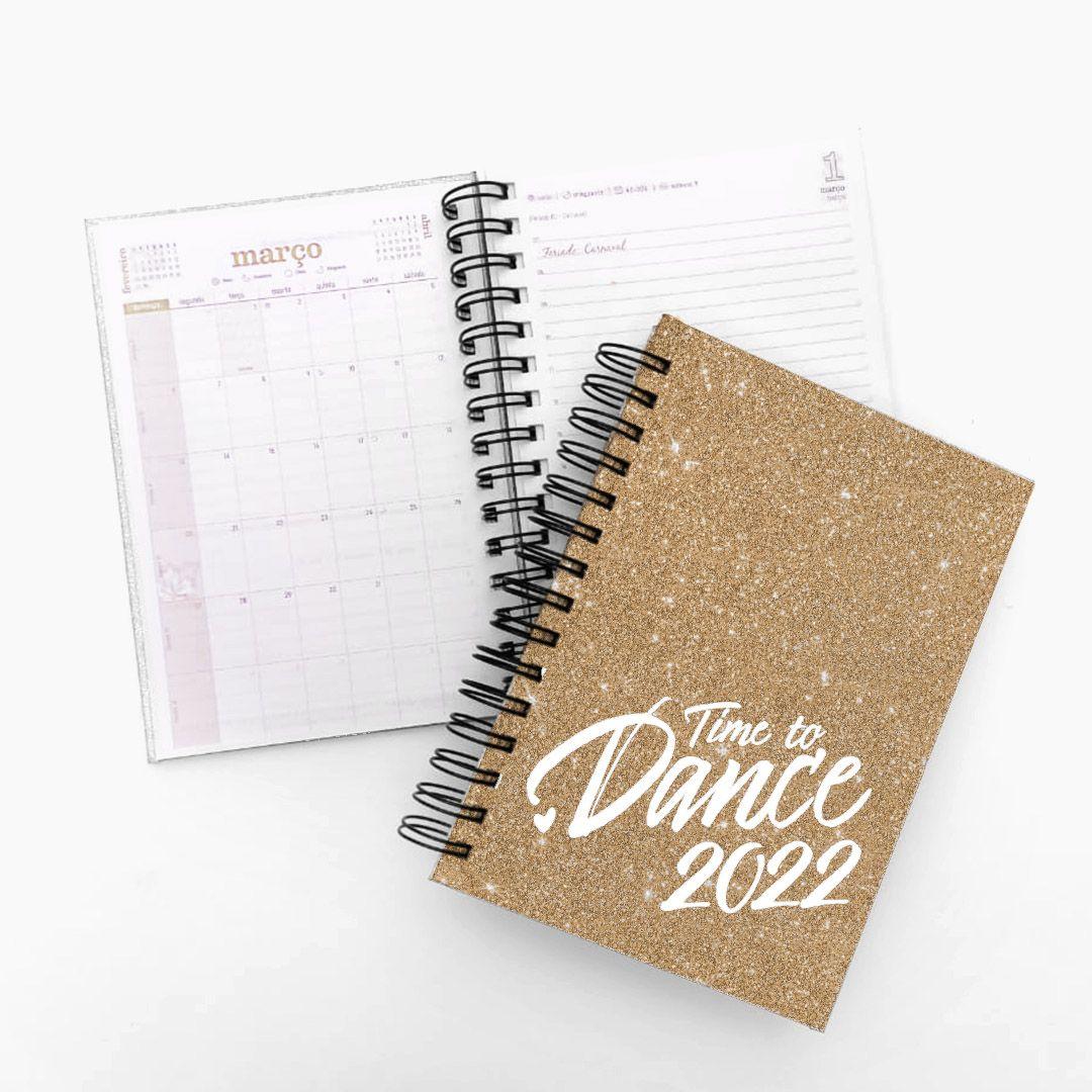 Agenda . Shimmie 2022 . Time to Dance Dourado