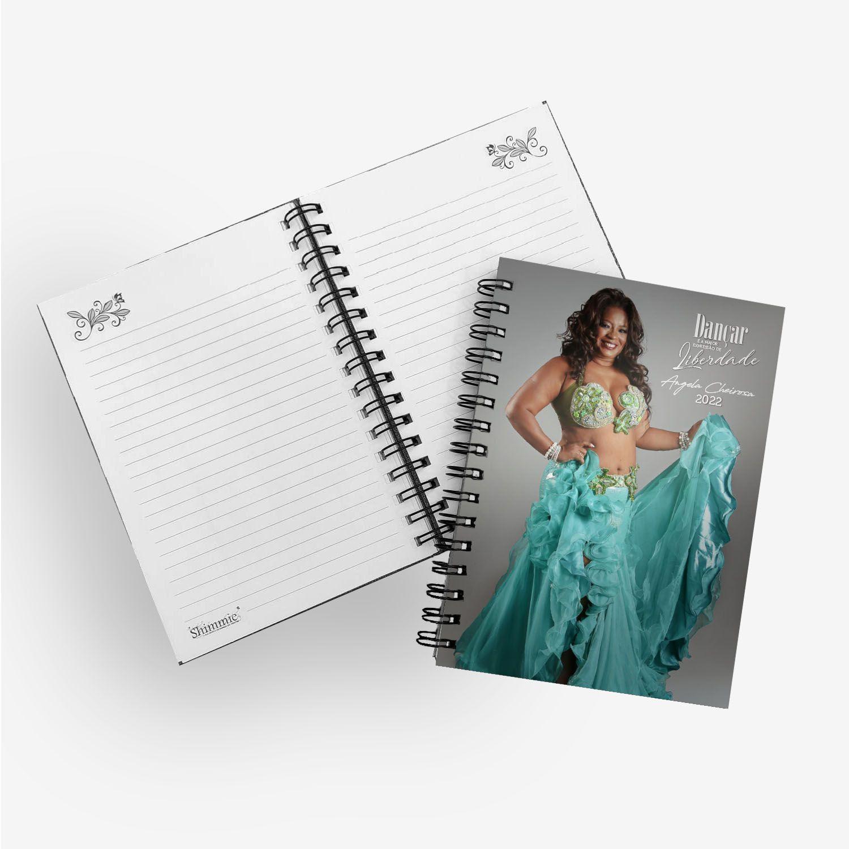 Caderno . Shimmie 2022 . Personalizado