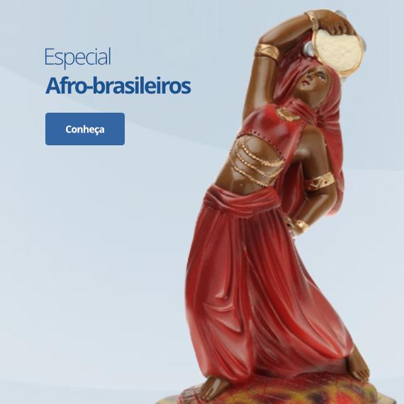 Especial afro-brasileiras
