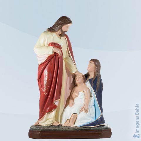 Imagem de Cristo Médico