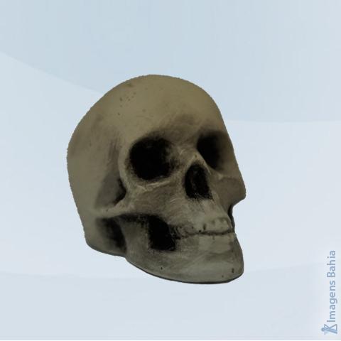 Caveira Mini, 4cm