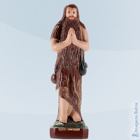 Santo Onofre, 30cm